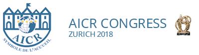 AICR Congress – Zurich 2018